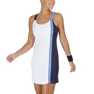 Vestito da Tennis Fila Elizabeth Vestito  White UOL219335001