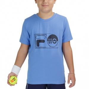 Tennis Polo and Shirts Fila Jacob TShirt Boys  Marina FJL2120151800
