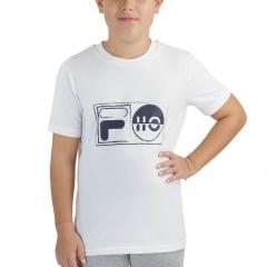 Fila Jacob T-Shirt Boys - White