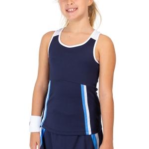 Top and Shirts Girl Fila Jasmine Tank Girls  Peacoat UOL219333K1500