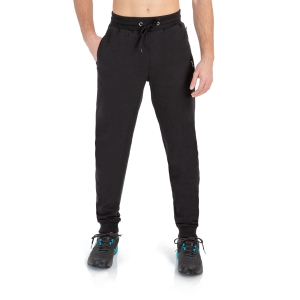 Pantalones y Tights Tenis Hombre Fila Jerry Pantalones  Black XFM211045C900