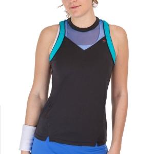 Top de Tenis Mujer Fila Julienne Top  Black FOL219204900