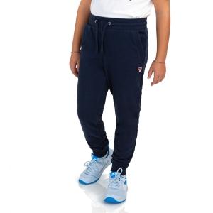 Pantalones Cortos  y Pantalones Boy Fila Larry Pantalones Nino  Peacoat Blue FJX211025C100