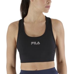 Intimo Tecnico Donna Fila Lea Reggiseno Sportivo  Black FBL211117900
