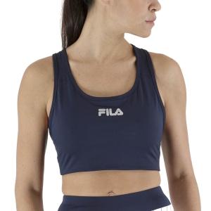 Intimo Tecnico Donna Fila Lea Reggiseno Sportivo  Peacoat Blue FBL211117100