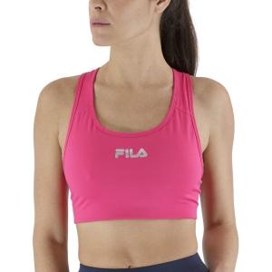 Intimo Tecnico Donna Fila Lea Reggiseno Sportivo  Pink/Peacock FBL2111176200