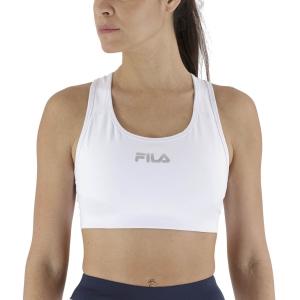 Intimo Tecnico Donna Fila Lea Reggiseno Sportivo  White FBL211117001