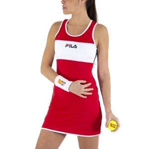Vestido de Tenis Fila Lola Vestido  Red FBL211132E500