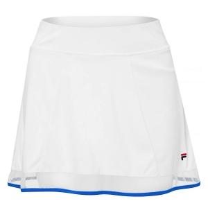 Faldas y Shorts Fila Michelle Falda  White FOL219206001