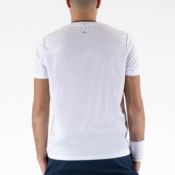 Fila Niclas T-Shirt - White