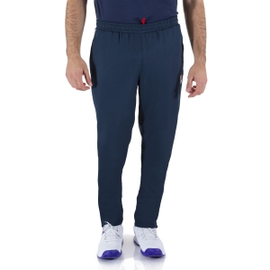 Pantaloni e Tights Tennis Uomo Fila Peter Pantaloni  Peacoat Blue FBM211006100