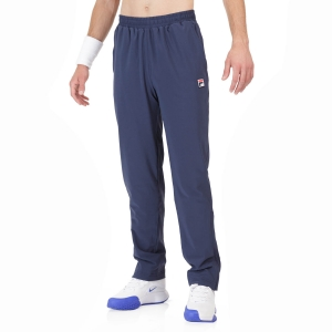Men's Tennis Pants and Tights Fila Pro 3 Pants  Peacoat Blue FBM211044100