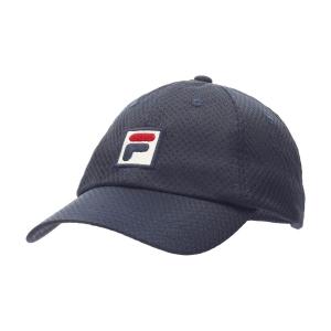 Tennis Hats and Visors Fila Sampau Hat  Peacoat Blue XS12TEU002100
