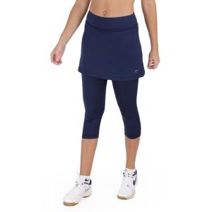 Skirts, Shorts & Skorts Fila Sina Skirt  Peacoat Blue FBL131027100