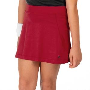 Gonne e Pantaloncini Girl Fila Sonia Gonna Bambina  Fila Red FJL141022500