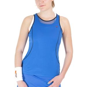 Top de Tenis Mujer Fila Vivienne Top  Celestial Blue FOL2192051430