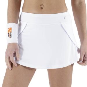 Skirts, Shorts & Skorts Fila Zoe Skirt  White XFL211122001