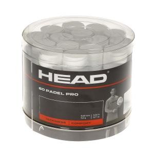 Accessori Padel Head Padel Pro Overgrip x 60  White 285121 WH