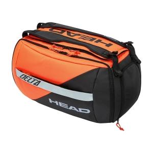 Borsa Padel Head Delta Sport Borsone  Orange/Black 283541 ORBK