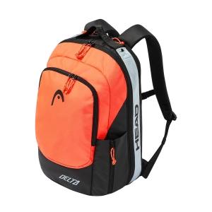 Borsa Padel Head Delta Zaino  Orange/Black 283551 ORBK