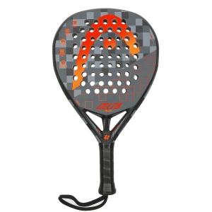 Pala Padel Head Graphene 360+ Delta Plus Padel  Black/Red/Orange 228710