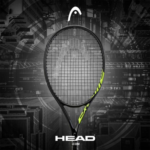 Head Graphene 360+ Extreme Tour Nite