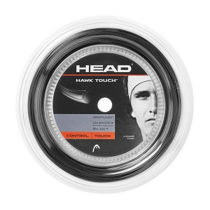 Monofilament String Head Hawk Touch 1.20 200 m Reel  Anthracite 281234 18AN