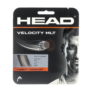 Multifilament String Head MultiPower Velocity 1.25 12 m Set  Natural 281404 17NT