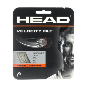 Multifilament String Head MultiPower Velocity 1.30 12 m Set  Natural 281404 16NT