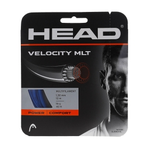 Multifilament String Head MultiPower Velocity 1.30 Set 12 m  Blue 281404 16BL