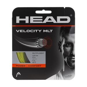 Multifilament String Head MultiPower Velocity 1.25 Set 12 m  Yellow 281404 17YW