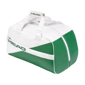 Bolsa Tenis Head White Court Bolsa  White/Green 283800 WHGE