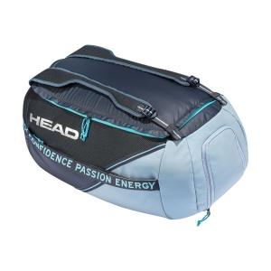 Tennis Bag Head Blue Sport Duffle  Dark Blue/Grey 283290 DBGR