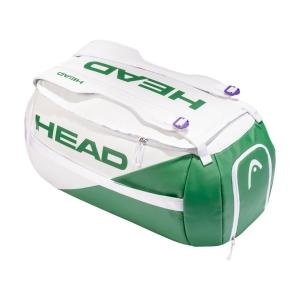 Tennis Bag Head White Proplayer Sport Duffle Bag  White/Green 283440 WHGE
