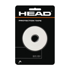Rackets Accessories Head Protection 5 m Tape  White 285018 WH