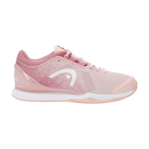 Women`s Tennis Shoes Head Sprint Pro 3.0 Clay  Rose/White 274031 RSWH