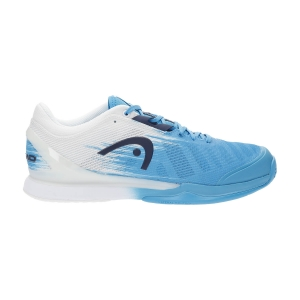 Scarpe Tennis Uomo Head Sprint Pro 3.0  Ocean/White 273041 OCWH