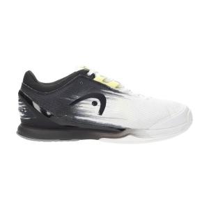 Scarpe Tennis Uomo Head Sprint Pro 3.0  White/Raven 273021 WHRV
