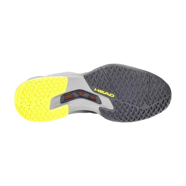 Head Sprint Pro 3.0 SF - Black/Yellow