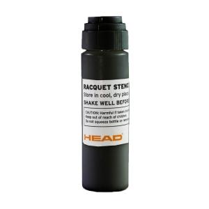 Rackets Accessories Head Stencil Ink Logo  Black 288777 BK