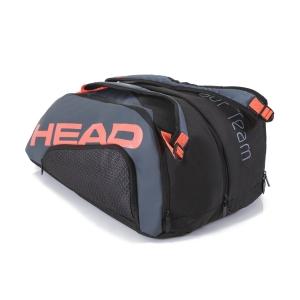 Borsa Padel Head Tour Team Monstercombi Borsa  Black/Orange 283970 BKOR