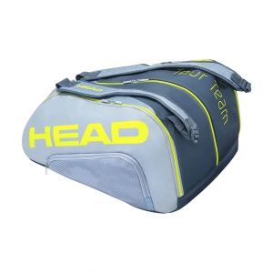 Borsa Padel Head Tour Team Monstercombi Borsa  Grey/Neon Yellow 283591 GRNY