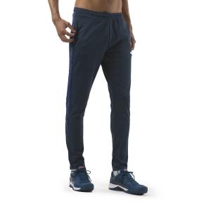 Men's Tennis Pants and Tights Joma Classic Pants  Dark Navy/Royal 101654.337