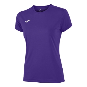 Top and Shirts Girl Joma Combi TShirt Girl  Purple 900248.550