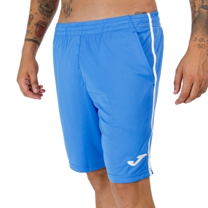 Pantaloncini Tennis Uomo Joma Drive II 7in Pantaloncini  Royal/White 102252.702