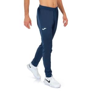 Men's Tennis Pants and Tights Joma Gladiator II Pants  Dark Navy 100786.331