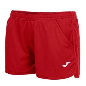Gonne e Pantaloncini Girl Joma Girl Hobby 2in Pantaloncini  Red/White 900250.600