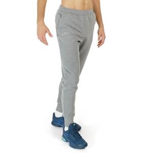 Men's Tennis Pants and Tights Joma Panteon II Logo Pants  Melange 101675.280