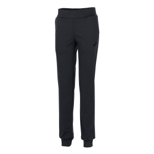 Pants da Tennis Girl Joma Mare Pantaloni Bambina  Black 900016.100