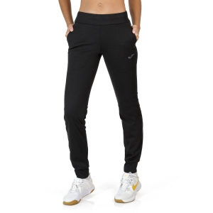 Women's Tennis Pants and Tights Joma Mare Pants  Black 900016.100